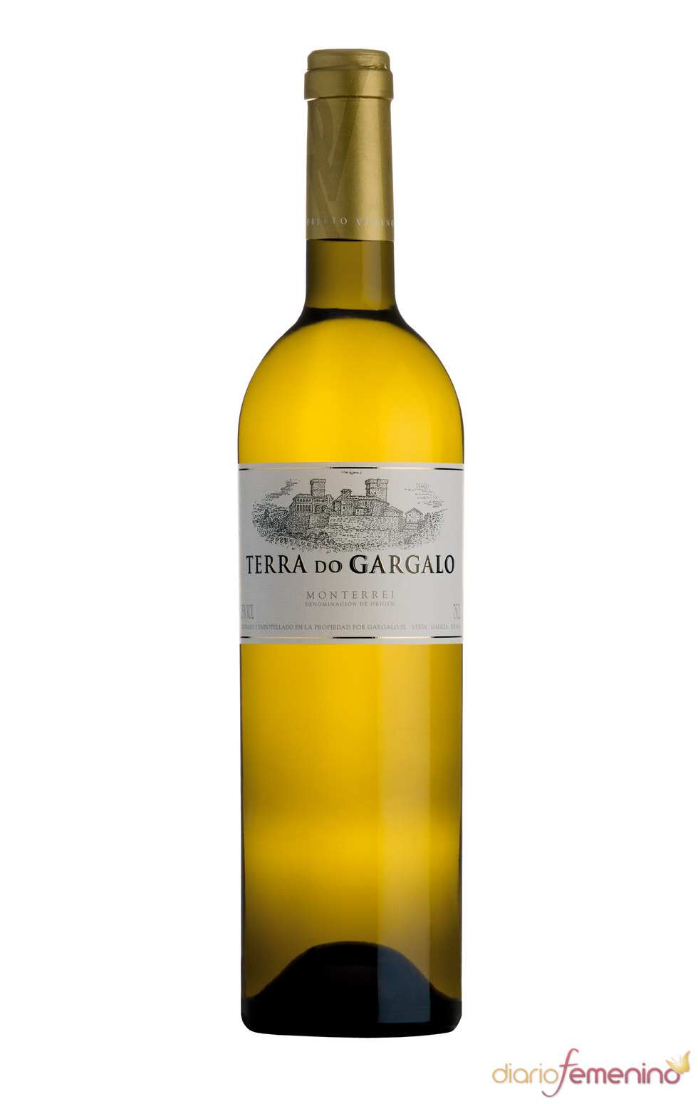 Vino blanco Terra do Gargalo