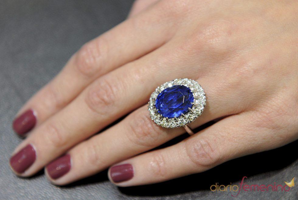 El anillo de compromiso del príncipe Guillermo y Kate Middleton lo puede lucir cualquiera
