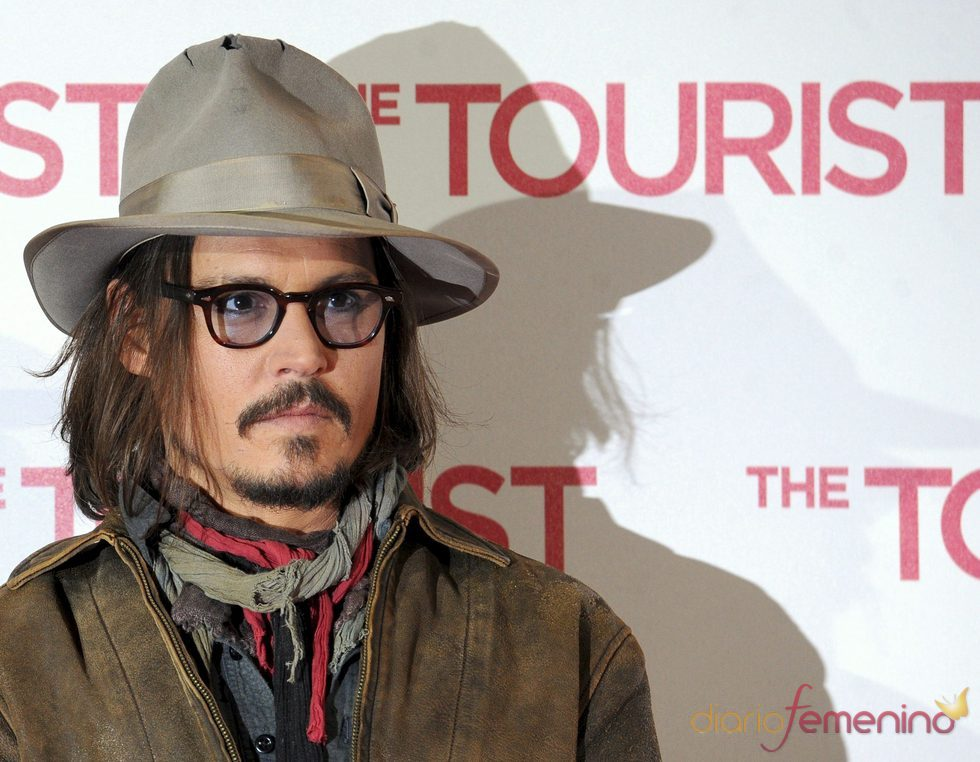 Johnny Depp elegido mejor actor del año 2010 por una encuesta