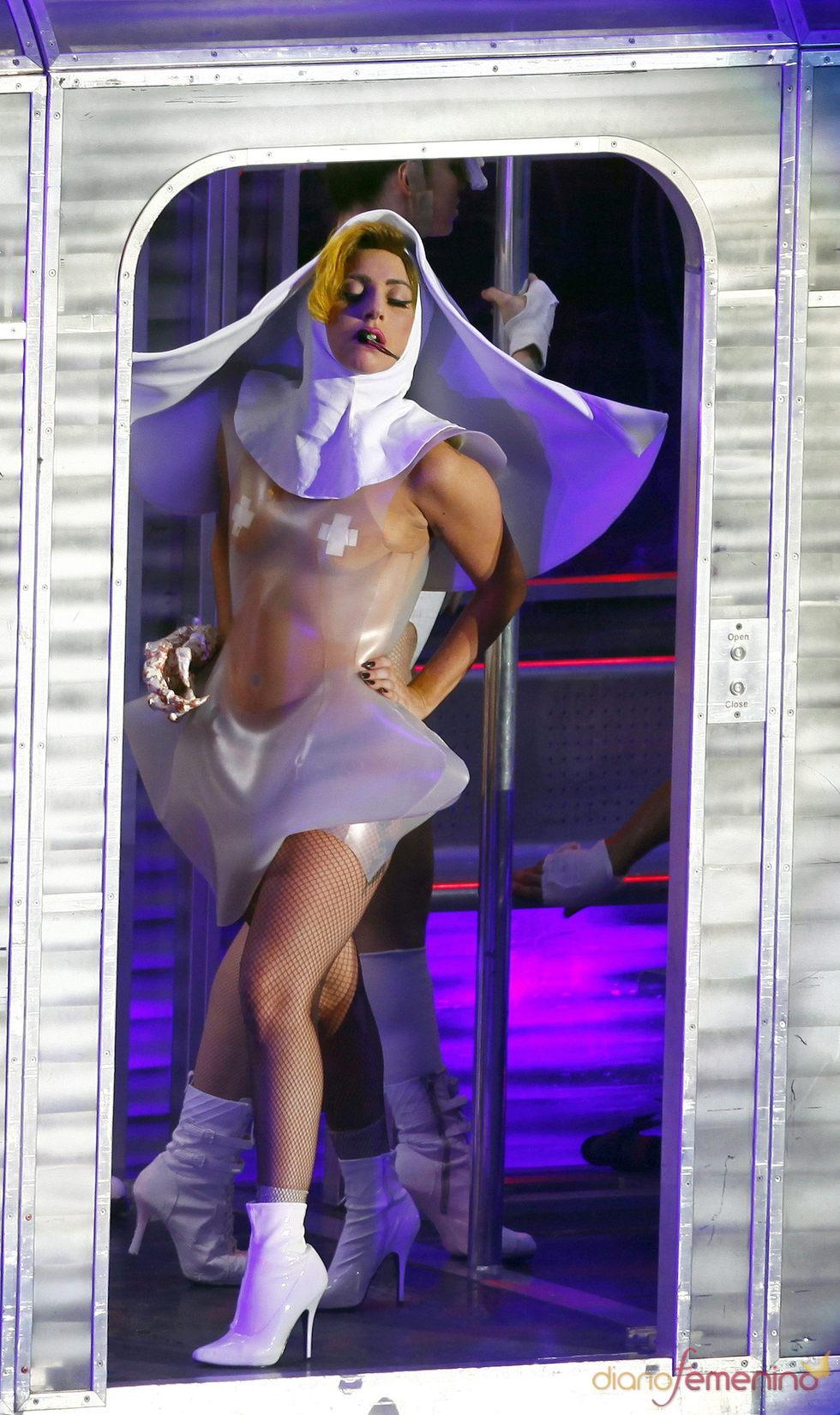 Lady Gaga será una de las artistas con mayor recudación en 2011