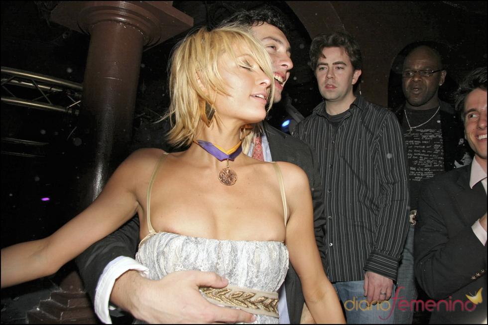 Paris Hilton, borracha en una fiesta en Boston