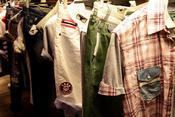 Colección chico en la nueva tienda Guru en Florencia
