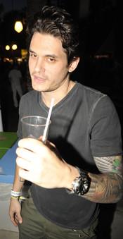John Mayer, borracho en California