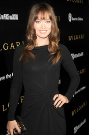 Olivia Wilde en la gala benéfica de Bulgari
