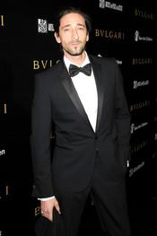 Adrien Brody en la gala benéfica de Bulgari