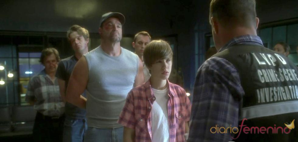 Justin Bieber en 'CSI'