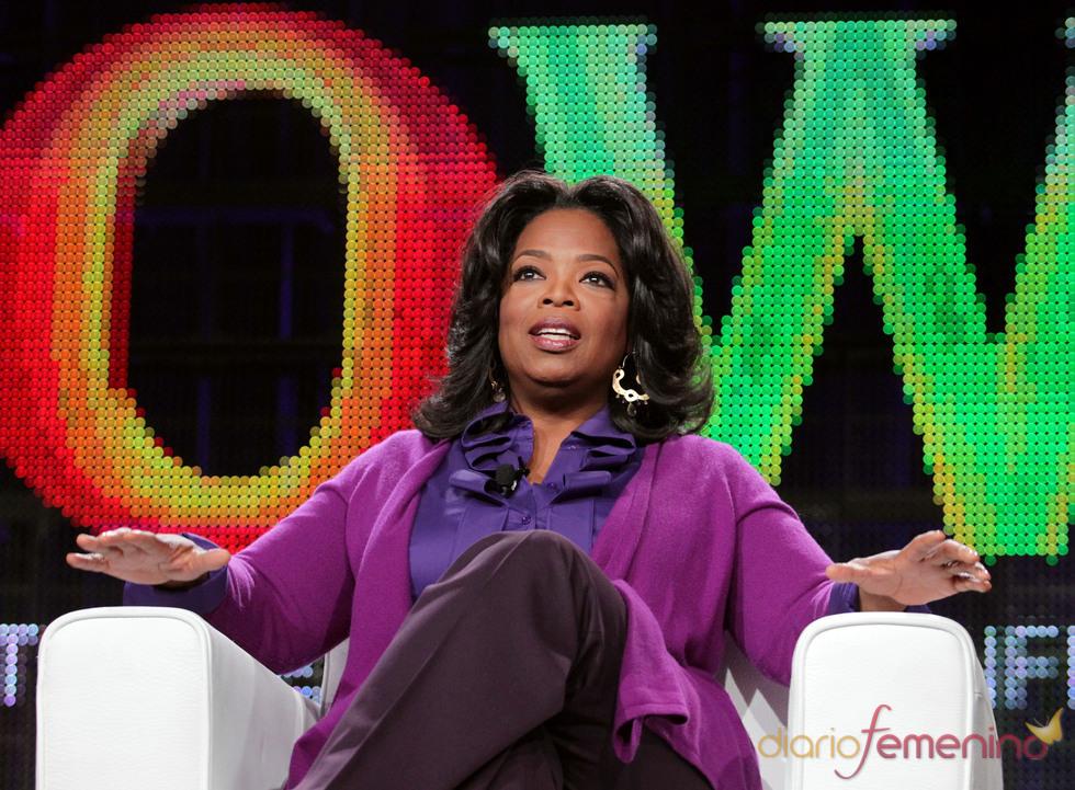 Oprah Winfrey presenta OWN