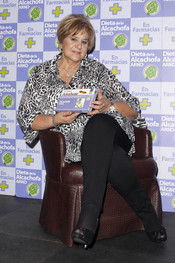 Carmen Bazán, madre de Jesulín y ex suegra de Belén Esteban