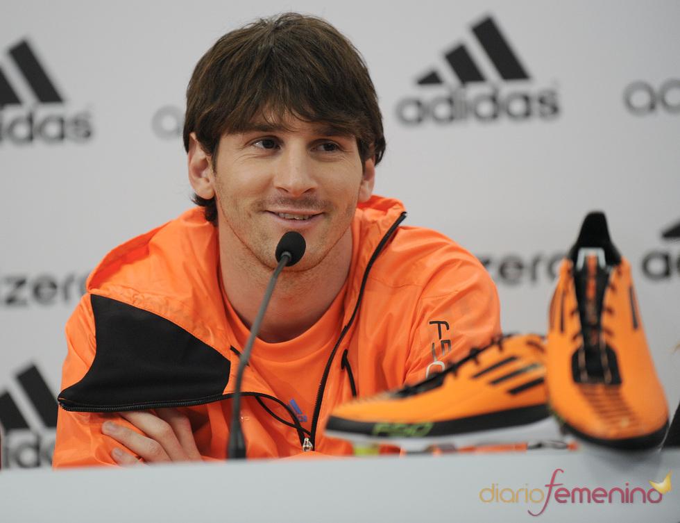Leo Messi desmiente su ruptura con Antonella Roccuzzo