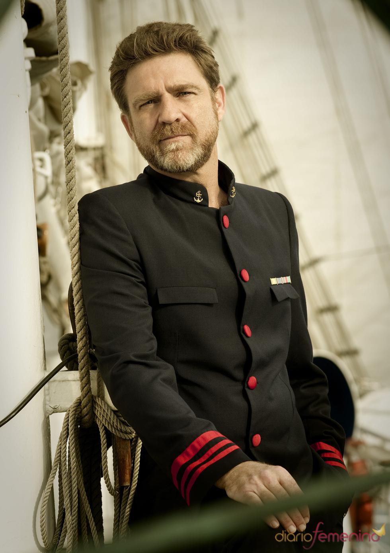 Juanjo Artero en 'El Barco'