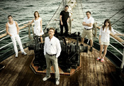 Los protagonistas de 'El Barco', la nueva serie de Antena 3
