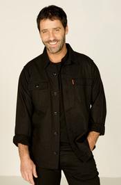 Juan Pablo Shuk es Gamboa en 'El Barco'