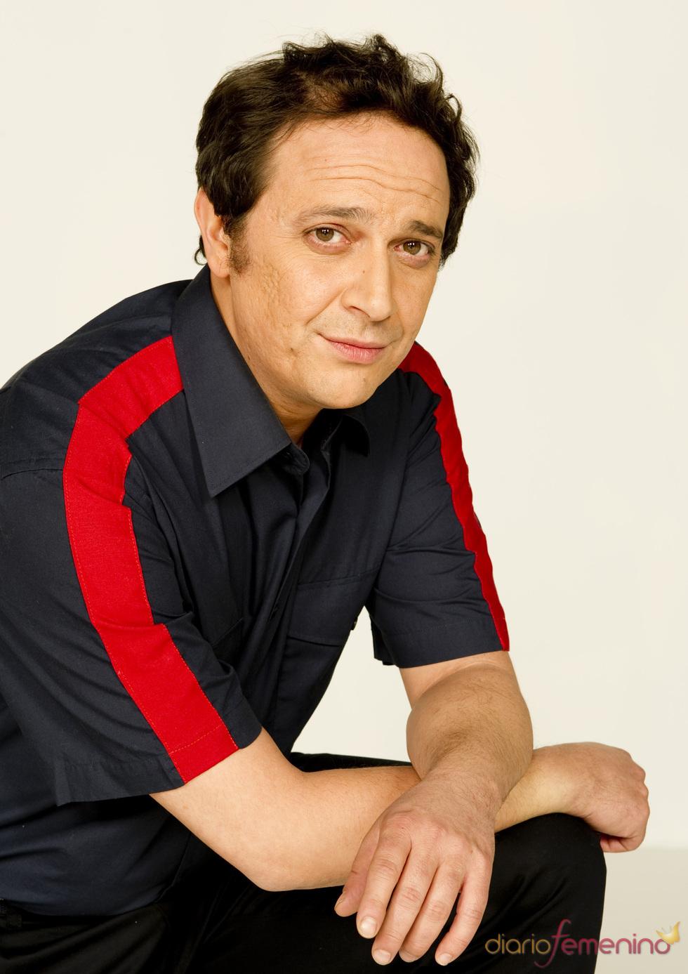 Luis Callejo es Ángel De la Cuadra en 'El Barco'