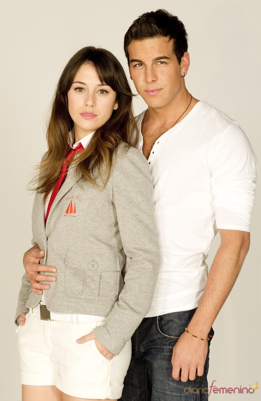 Mario Casas y Blanca Suárez forman parte del elenco de 'El Barco'