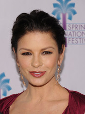 Catherine Zeta-Jones en el Festival de Cine de Palm Springs 2011