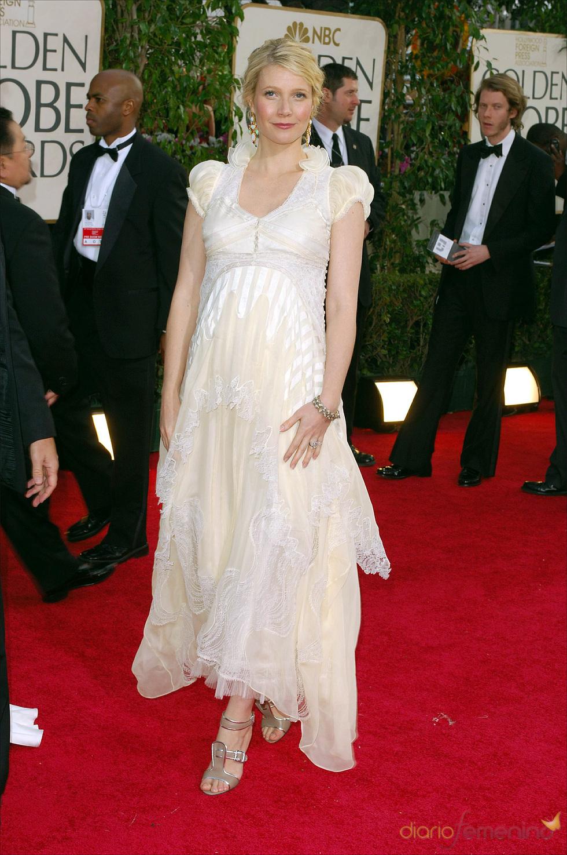 Gwyneth Paltrow en los Globos de Oro 2006