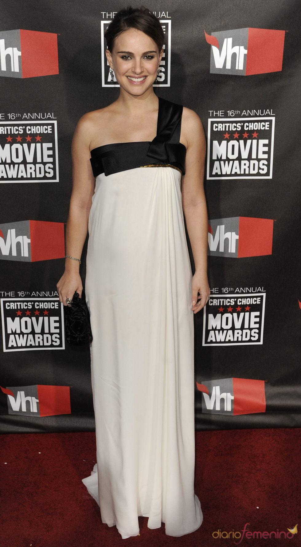 Natalie Portman, mejor actriz para la crítica