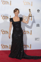 Melissa Leo premiada en los Globos de Oro 2011