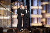 Tom Hanks y Tim Allen presentadores en los Globos de Oro 2011