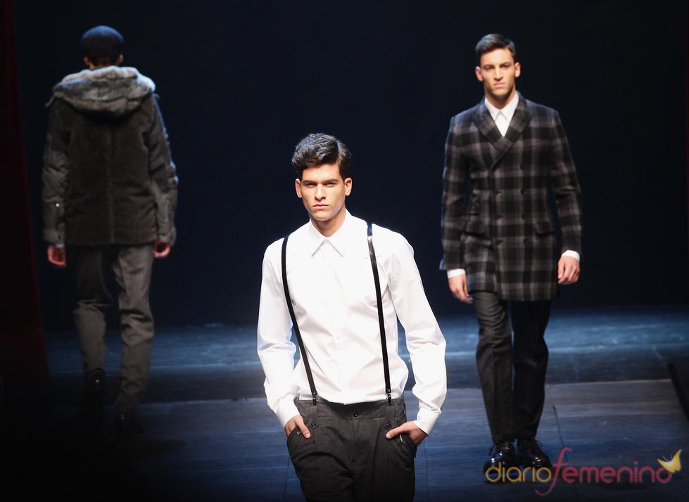 Pasarela Otoño/Invierno 2011-12 de D&G en Milán