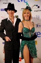 Carmen Conesa y Mabel Lozano se disfrazan juntas