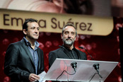José Luis García y Gonzalo de Castro, presentan un premio Forqué