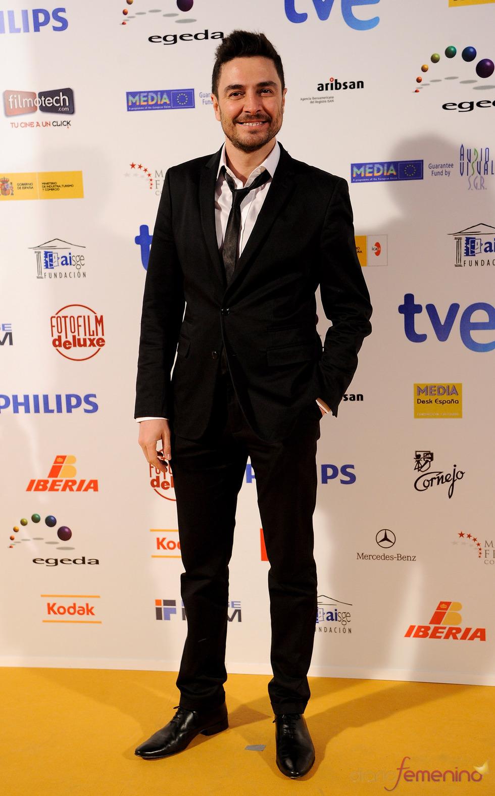José Manuel Seda en los Premios Jose María Forqué 2011