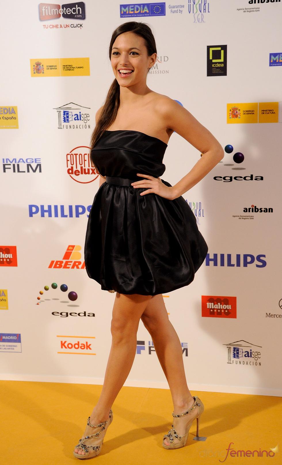 Premios Jose María Forqué 2011 con Elisa Mouliaá