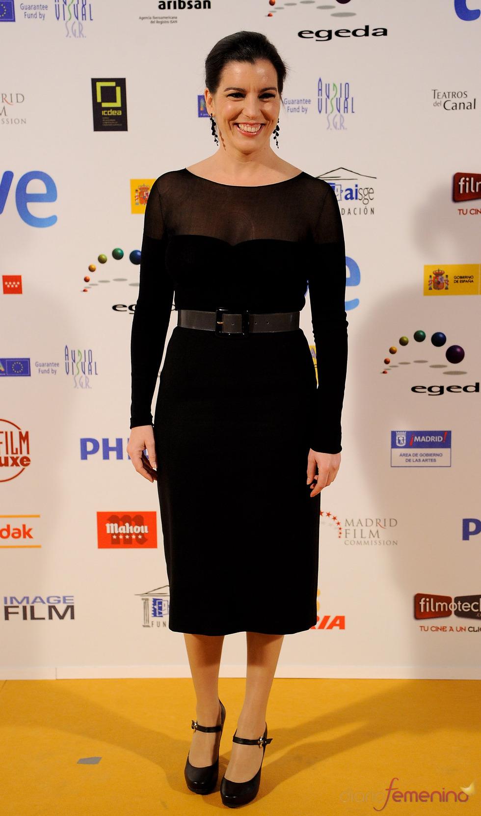 Premios Jose María Forqué 2011 con Laia Marull