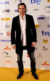 Víctor Ochoa en los Premios Jose María Forqué 2011