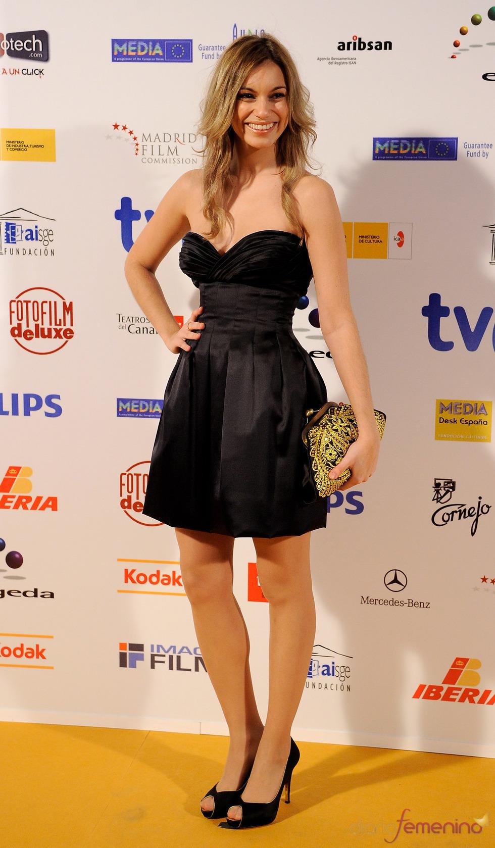 Norma Ruiz en los Premios Jose María Forqué 2011