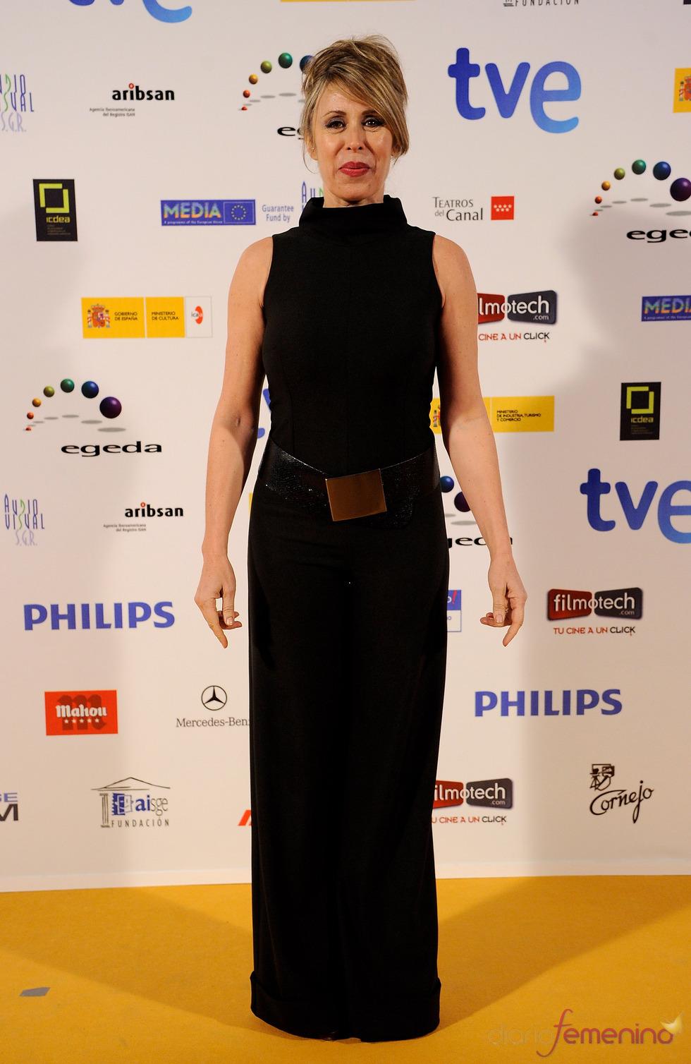 Miriam Díaz Aroca en los Premios Jose María Forqué 2011