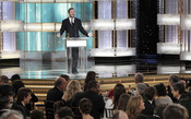 Ricky Gervais presenta la gala de los Globos de Oro 2011