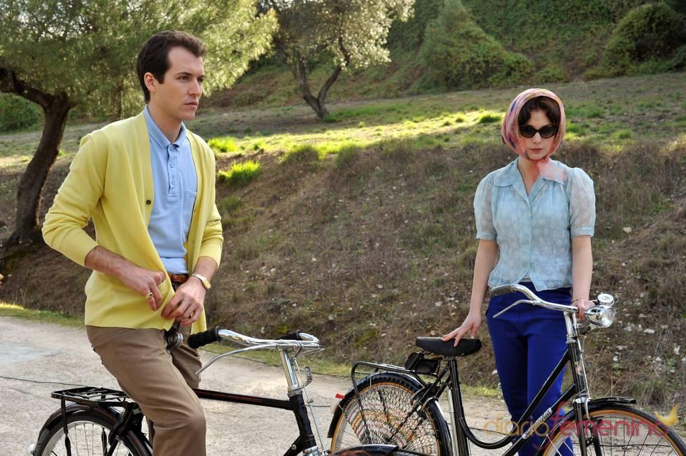 Imagen de la miniserie de 'Sofía'