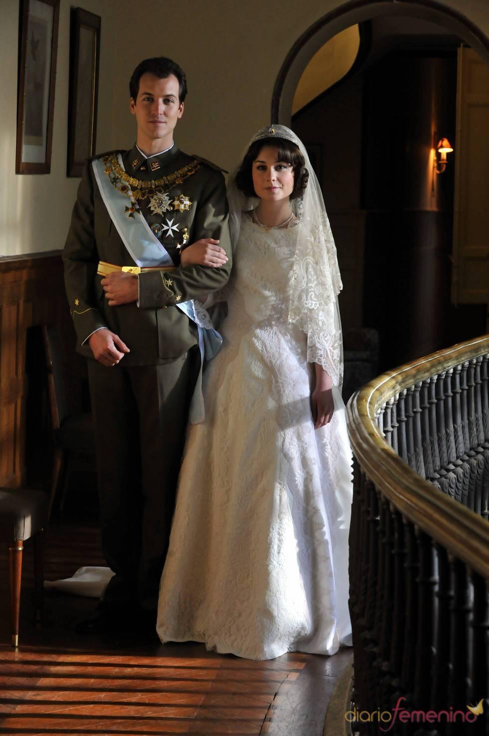 Jorge Suquet y Nadia de Santiago encarnan a los Reyes de España