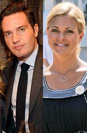 Magdalena de Suecia y su posible nuevo novio Chris O'Neill
