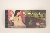 Talonario Kamasutra para regalar en San Valentín