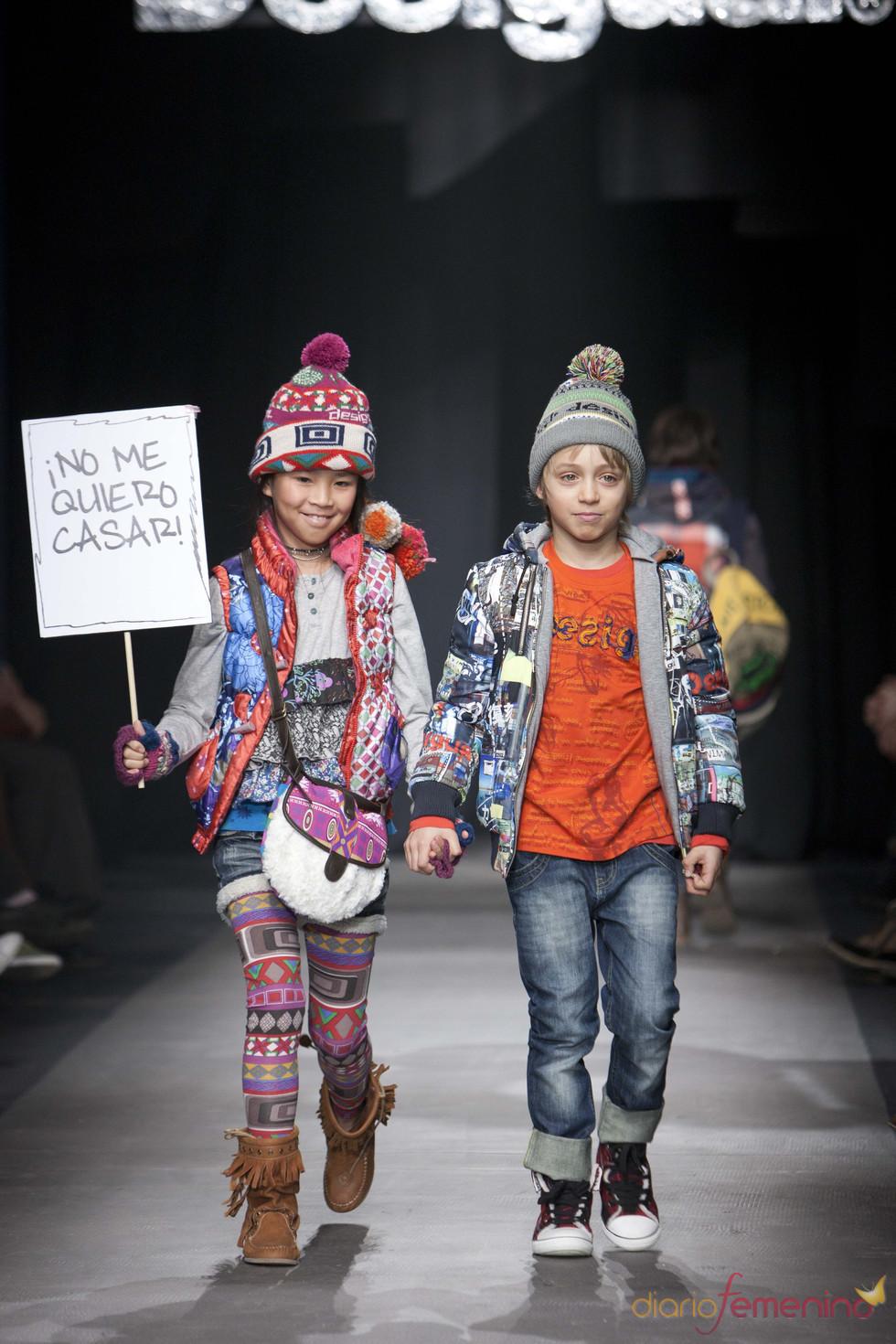 Desigual Kids colección Dreams