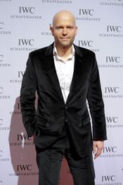 Marc Forster en el Salón Internacional de la Alta Relojería