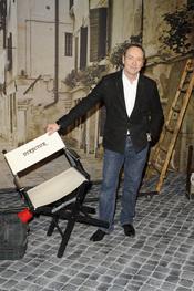 Kevin Spacey en el Salón Internacional de la Alta Relojería