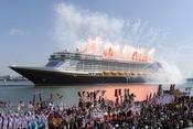 'Disney Dream', el nuevo crucero de Disney inagurado por Jennifer Hudson
