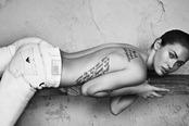 Megan Fox es la imagen de la nueva campaña de vaqueros de Armani