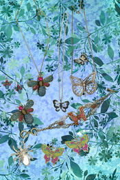 Mariposas, tendencia para la primavera-verano 2011