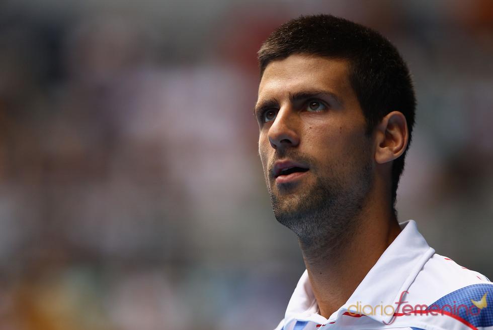 Novak Djokovic ejemplo de deportista con 23 años