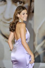 Eva Mendes presumiendo de culo envasado