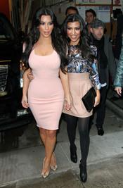 Kim Kardashian: mujer circuito