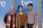 Álex Angulo, Verónica Sanchez y Alejo Sauras: TVE 'La República'