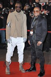 Black Eyed Peas en los NRJ Music Awards 2011