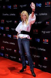 Belén Rueda en la presentación de nominados a los Goya 2011