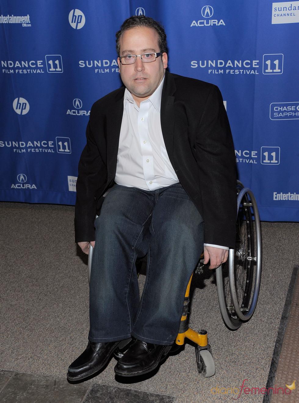 Ian Minicuci en el Festival de Cine Sundance 2011